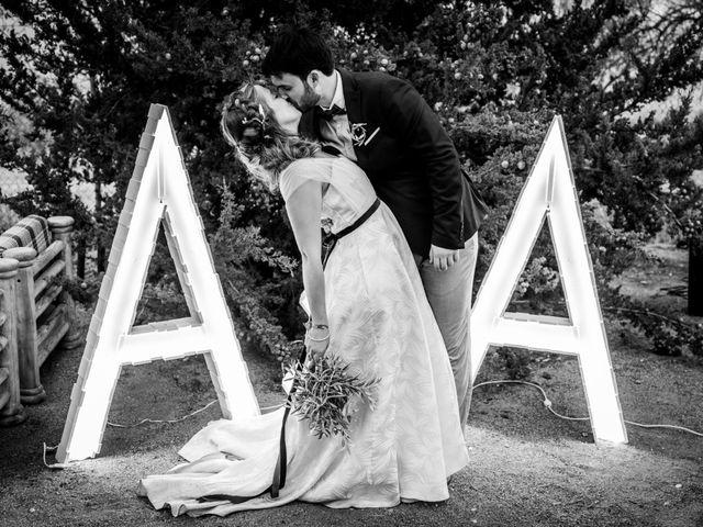La boda de Andrea y Alberto