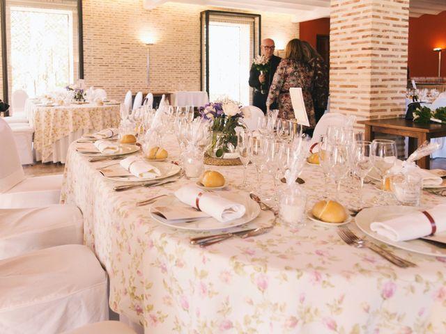 La boda de Jose y Gracia en El Puig, Valencia 2