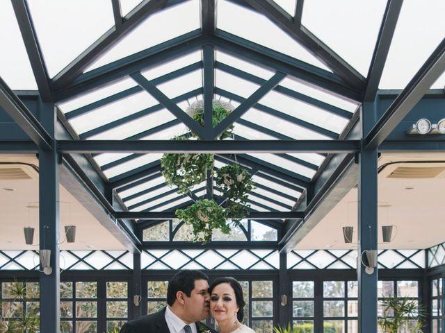 La boda de Jose y Gracia en El Puig, Valencia 5