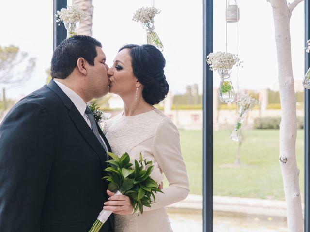 La boda de Jose y Gracia en El Puig, Valencia 6