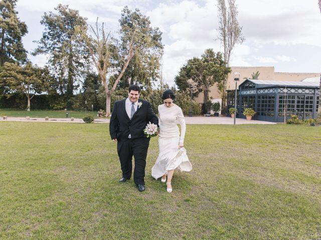 La boda de Jose y Gracia en El Puig, Valencia 7