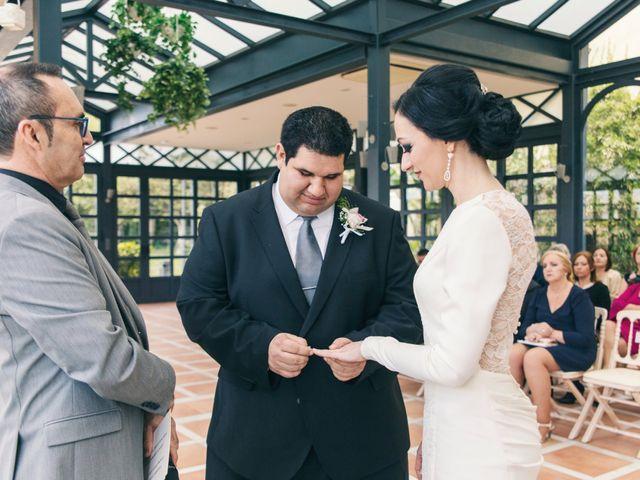 La boda de Jose y Gracia en El Puig, Valencia 11