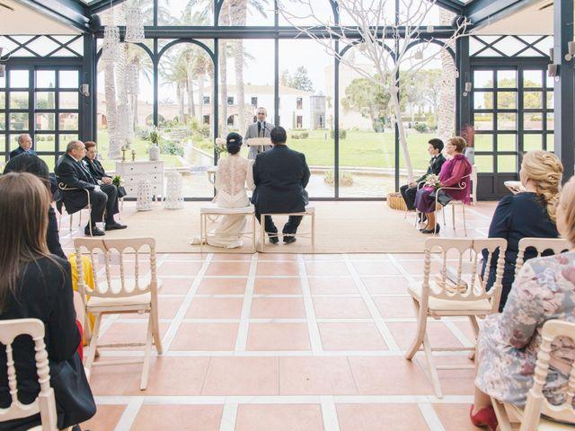 La boda de Jose y Gracia en El Puig, Valencia 12
