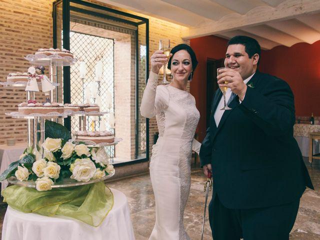 La boda de Jose y Gracia en El Puig, Valencia 19