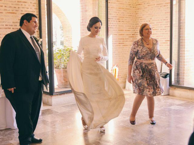 La boda de Jose y Gracia en El Puig, Valencia 34