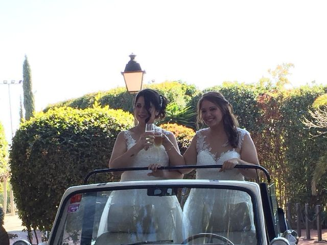 La boda de Marta y Miriam en Sant Andreu De Llavaneres, Barcelona 3