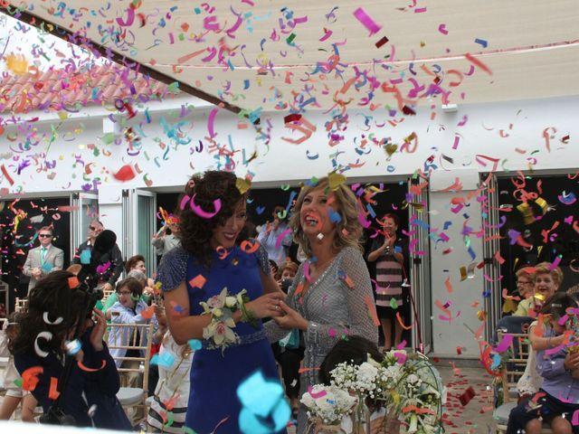 La boda de Mary  y Carmen  en Chiva, Valencia 6