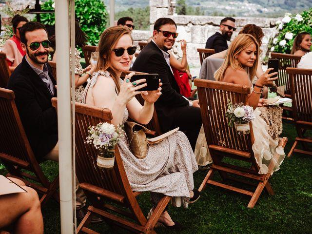La boda de Gianni y Charlie en Ribadavia, Orense 28