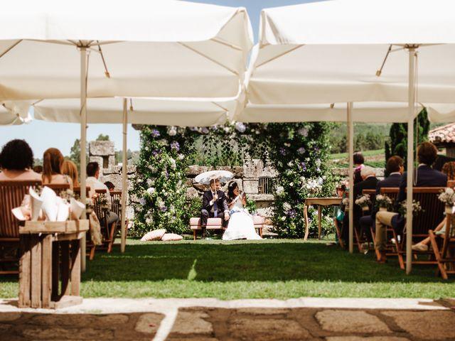 La boda de Gianni y Charlie en Ribadavia, Orense 34