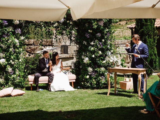 La boda de Gianni y Charlie en Ribadavia, Orense 36