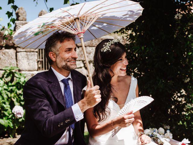 La boda de Gianni y Charlie en Ribadavia, Orense 1