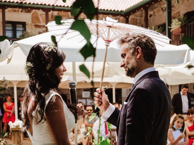 La boda de Gianni y Charlie en Ribadavia, Orense 41