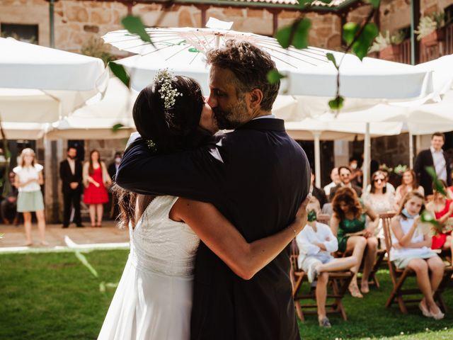 La boda de Gianni y Charlie en Ribadavia, Orense 42