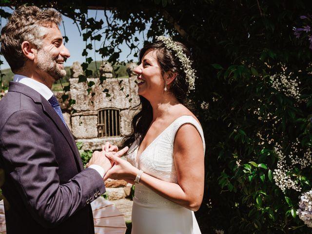 La boda de Gianni y Charlie en Ribadavia, Orense 43