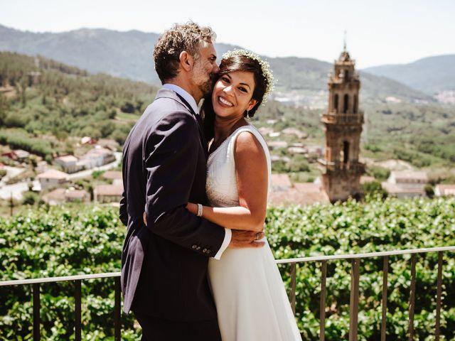La boda de Gianni y Charlie en Ribadavia, Orense 44