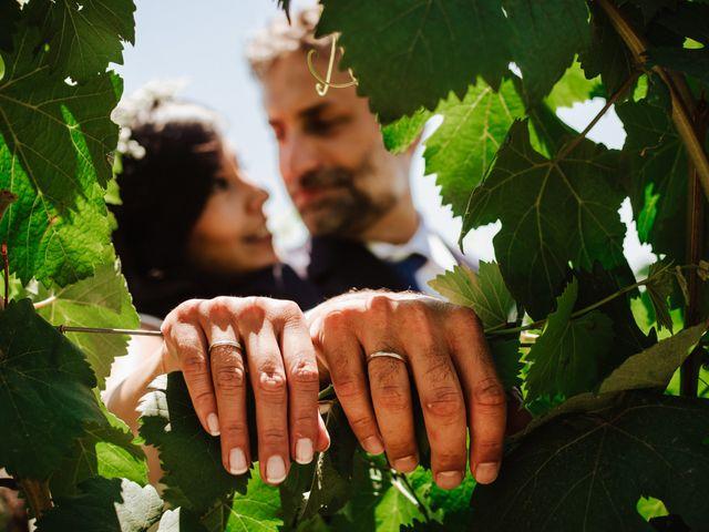 La boda de Gianni y Charlie en Ribadavia, Orense 47