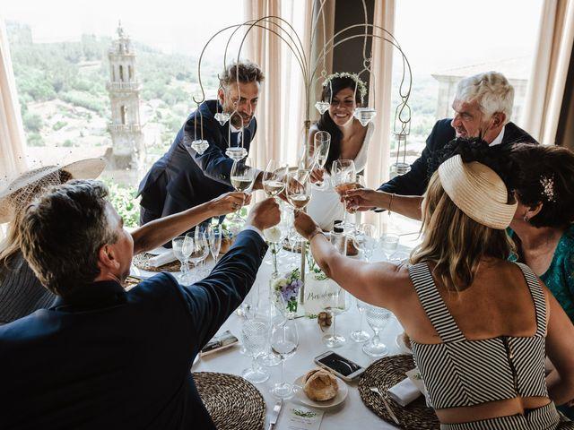 La boda de Gianni y Charlie en Ribadavia, Orense 62