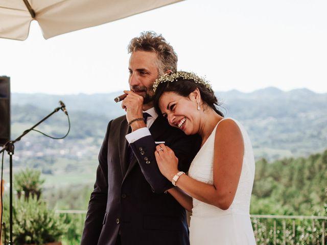 La boda de Gianni y Charlie en Ribadavia, Orense 76