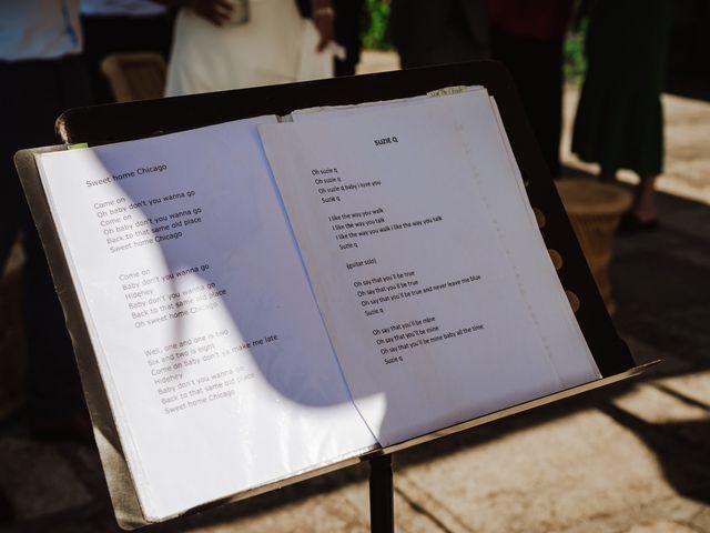 La boda de Gianni y Charlie en Ribadavia, Orense 81
