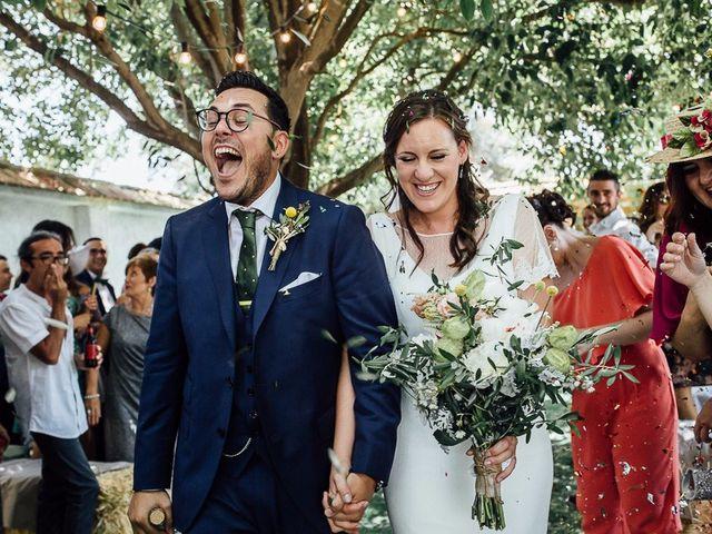 La boda de Saúl y Arantxa en Algemesí, Valencia 8