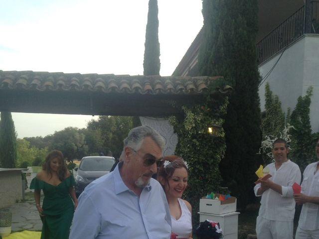 La boda de Chema  y Noemi  en Segurilla, Toledo 3