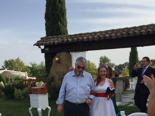 La boda de Chema  y Noemi  en Segurilla, Toledo 5