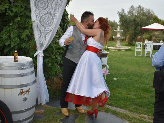 La boda de Chema  y Noemi  en Segurilla, Toledo 6