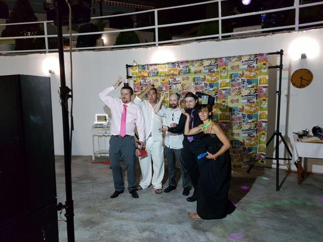 La boda de Chema  y Noemi  en Segurilla, Toledo 8
