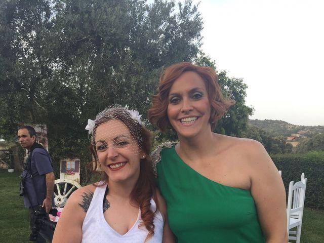 La boda de Chema  y Noemi  en Segurilla, Toledo 14