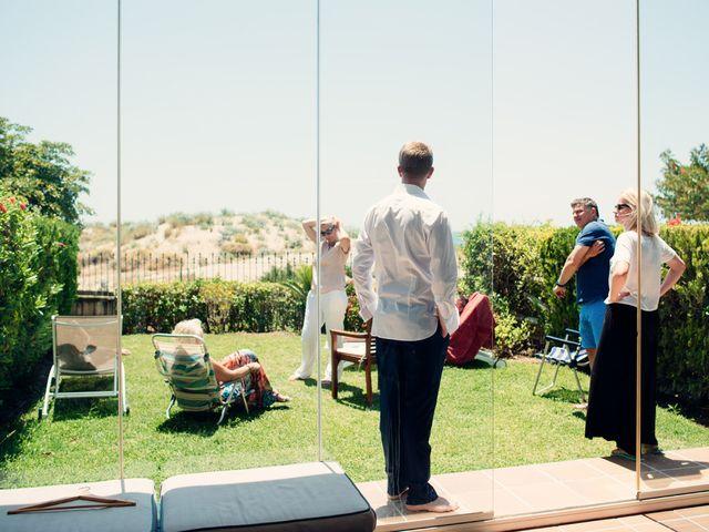 La boda de Ben y Yuresky en Marbella, Málaga 6
