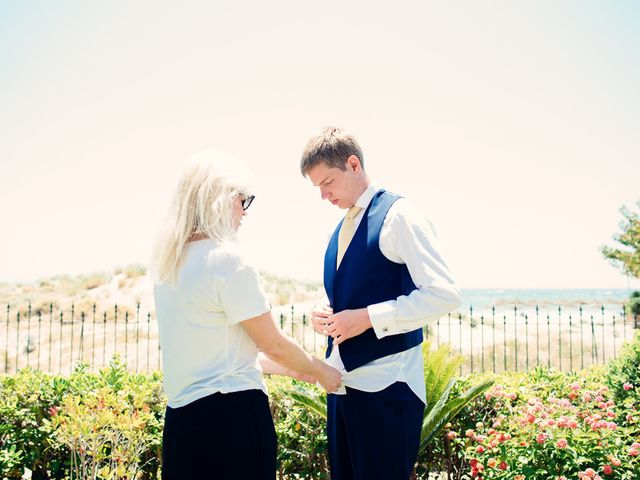 La boda de Ben y Yuresky en Marbella, Málaga 8