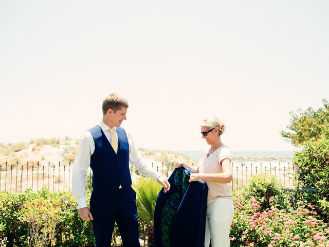 La boda de Ben y Yuresky en Marbella, Málaga 10