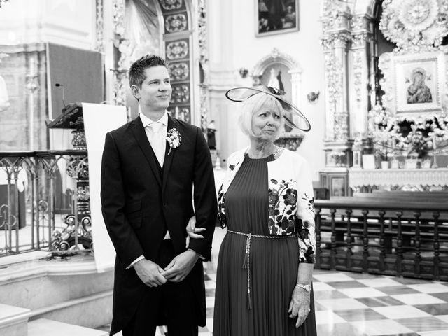 La boda de Ben y Yuresky en Marbella, Málaga 22