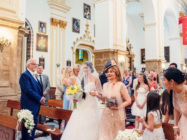 La boda de Ben y Yuresky en Marbella, Málaga 25