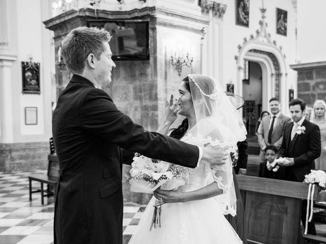 La boda de Ben y Yuresky en Marbella, Málaga 26