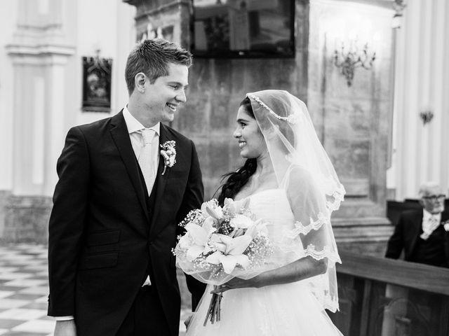 La boda de Ben y Yuresky en Marbella, Málaga 27