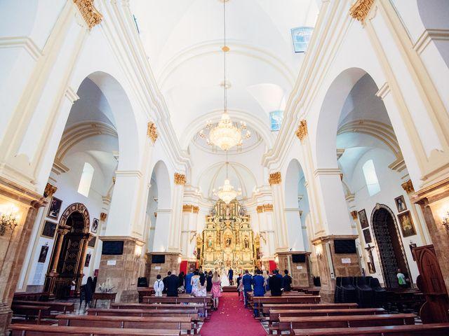La boda de Ben y Yuresky en Marbella, Málaga 28