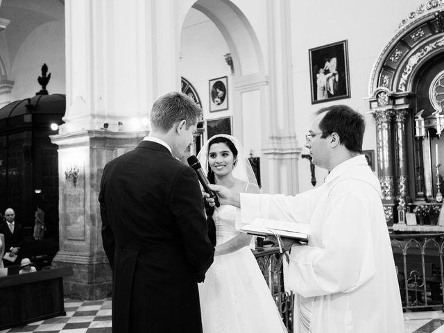 La boda de Ben y Yuresky en Marbella, Málaga 30