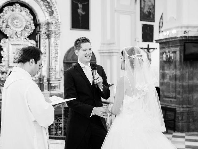 La boda de Ben y Yuresky en Marbella, Málaga 31