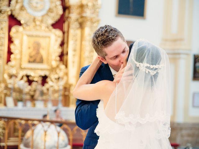 La boda de Ben y Yuresky en Marbella, Málaga 33