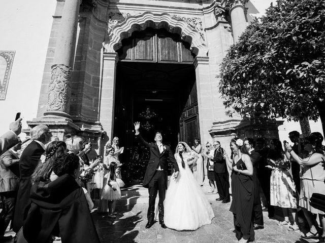 La boda de Ben y Yuresky en Marbella, Málaga 37