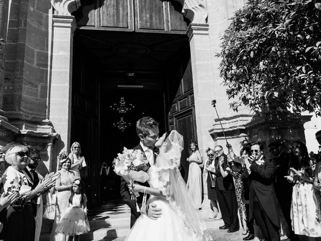 La boda de Ben y Yuresky en Marbella, Málaga 38
