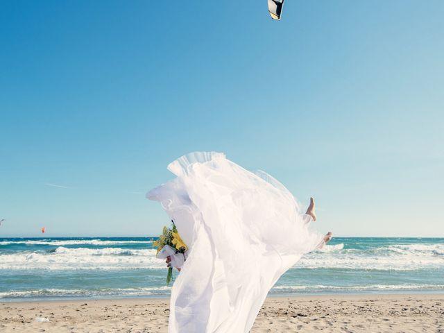 La boda de Ben y Yuresky en Marbella, Málaga 42