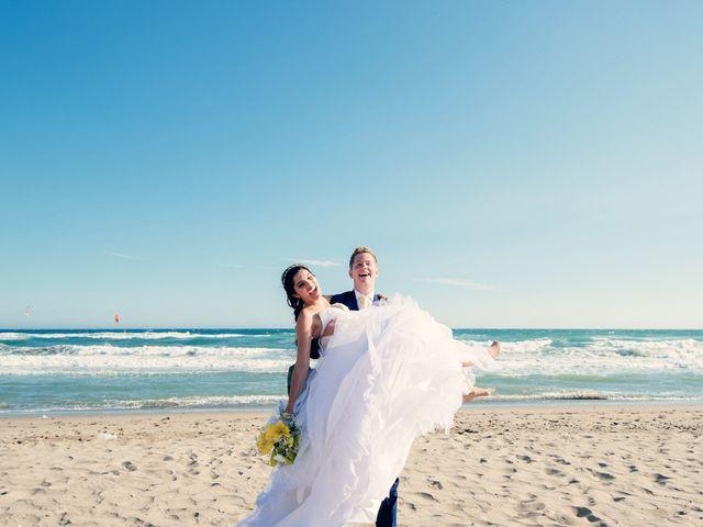 La boda de Ben y Yuresky en Marbella, Málaga 43