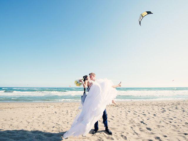 La boda de Ben y Yuresky en Marbella, Málaga 44