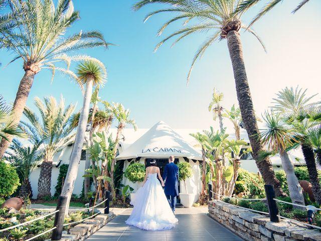 La boda de Ben y Yuresky en Marbella, Málaga 49