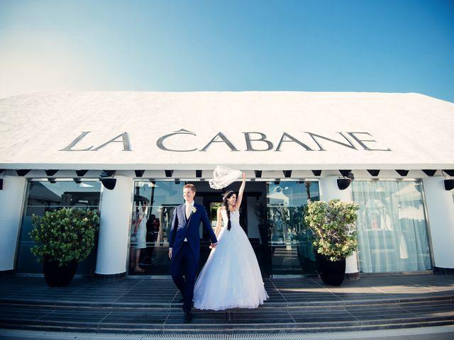 La boda de Ben y Yuresky en Marbella, Málaga 50