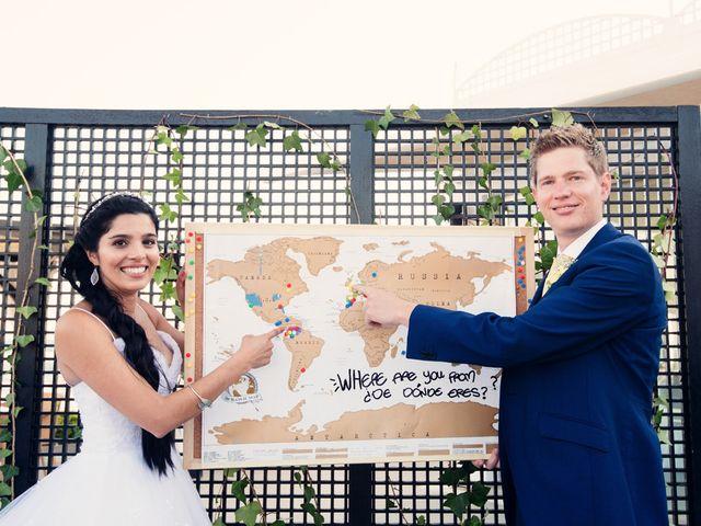 La boda de Ben y Yuresky en Marbella, Málaga 53