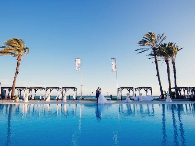 La boda de Ben y Yuresky en Marbella, Málaga 54