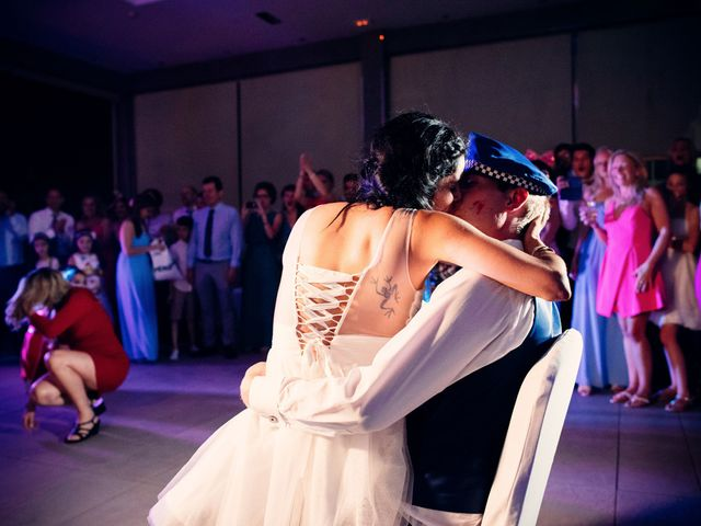 La boda de Ben y Yuresky en Marbella, Málaga 62
